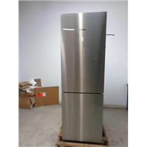 "Bosch 800 Series B10CB80NVS 24"" 10.0 cu.ft. Counter-Depth Refrigerator SS Images"