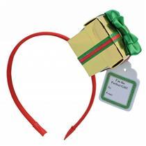 Christmas Gift Box Headband Party Accessory