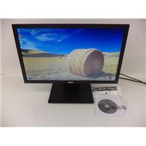 """Dell E2216HV 21.5"""" Widescreen LED Monitor - Black w/WARRANTY"""