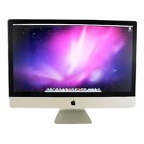 "Apple iMac A1312 27"" Desktop - MC814LL/A Core i5 3.1GHz , 1TB 12GB OS 10.11"
