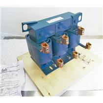 MTE RL-13003 3 Phase Reactor 0.30mH, 130 Amps AC, lth=195A, 690V Max. New