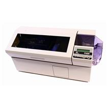 Zebra P420C P420C-0000P Dual-Sided Color ID Card Thermal Printer Parallel 300DPI