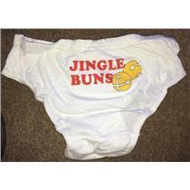 Jingle Buns Tush Talk 100% Cotton Undies Christmas Underwear Stocking Stuffer SM