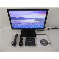 "Dell E1916HV 18.5"" HD 1366x768 LED TN Monitor 600:1, 200cd/m2"
