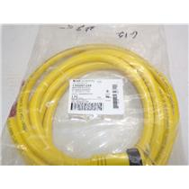 Brad / Molex 1300061244 5 Pole Female Straight 12' 16/5 Awg Pvc 105000A02F120