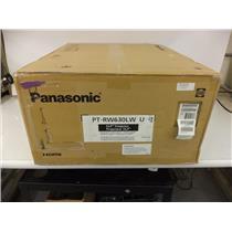 Panasonic PT-RW630LWU 6500-Lumen WXGA DLP Projector (White) - SEALED