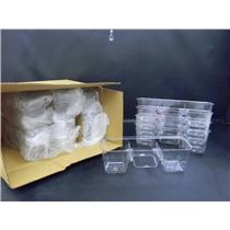 New/Open Box: Cage One 2100 Diet Delivery Food/Water Inserts Lab Housing for Small Animals