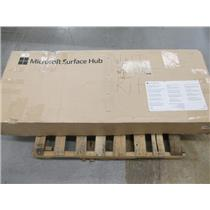 "Microsoft HV6-00001 Floor Support Mount for 55"" Surface Hub - Whiteboard Stand"