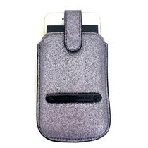 New in Box Juicy Couture Smart iPhone 6 6s 7 Glitter Carrying Case YTRUT039