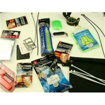SURVIVAL KIT, Camping, Hiking, Prospecting, Desert, Auto, 30+ Items