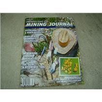 ICMJ's Prospecting & Mining Journal Magazine April 2017, GOLD!!! Chris Ralph