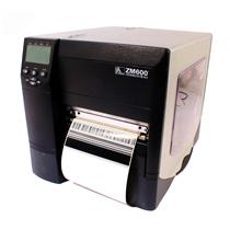 Zebra ZM600 ZM600-2001-0100T Thermal Barcode Label Tag Printer Network 203DPI