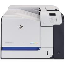HP LASERJET 500 COLOR M551DN LASER PRINTER REFURBISHED CF082A WITH NEW TONERS