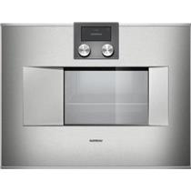 Gaggeanu 400 Series 30 Inch Single Electric Wall Oven Right Hing Swing BO480611
