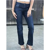 "Sz 27 Joe's Jeans Muse Midrise Bootcut Stretch Denim in Caitlyn Wash 29"" Inseam"