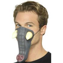 Smiffy's EVA Soft Foam Elephant Trunk Nose on Elastic Band Costume Accessory