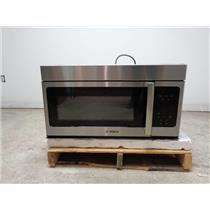 """Bosch 300 HMV3053U 30"""" 300 CFM Over-the-Range Microwave Oven Excellent"""
