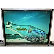 "17"" Elo TouchSystems ET1739L IntelliTouch Touchscreen Open Frame LCD Monitor"