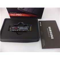 Samsung MZ-V6P512BW 512GB 960 PRO M.2 Internal SSD
