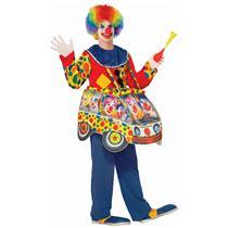 Clown Car Adult Unisex Ride-On Costume