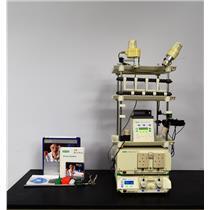 Bio Rad BioLogic DuoFlow Chromatography Peptide Purification HPLC Maximizer