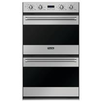 "Viking 30"" 4.3 cu. ft. Double TruConvec Electric Wall Oven Stainless RVDOE330SS"