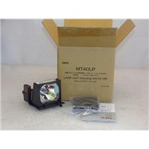 NEC MT40LP Replacement Projector Lamp for MT840 MT1040 MT1045 w/ Filter New