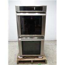 """Thermador 27"""" 4.2 cu.ft. True Convection Double Electric Wall Oven SS MED272JS"""