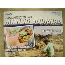 ICMJ's Prospecting & Mining Journal Magazine October 2017, Silverton's GOLD!!