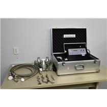 Millipore MVB MAS-100 CG Ex Microbial Air Monitoring Sampling Compressed Gas