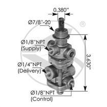PP7 dash control valve Air brake replaces Bendix 288239