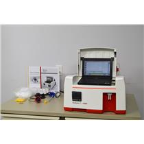 Used: Human Diagnostics Xcellsior Plus Flow Cytometry AIDS HIV CD4 Monitoring