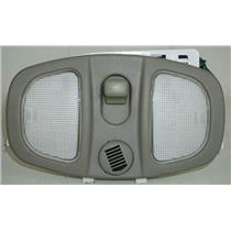 2007-2009 Suzuki XL-7 Overhead Console w/ Map LightS & MIC