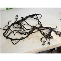 2011-2013 Ford F350 F450 F550 Lariat dash wiring tag ar55549 bc3t-14401-p2609 yf