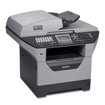 BROTHER MFC-8480DN LASER ALL IN ONE WARRANTY REFURBISHED WITH NEW DRUM AND TONER