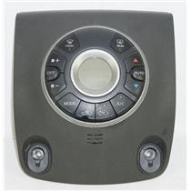 2010-2014 Nissan Cube Center Dash Automatic Climate Temperature Control Bezel