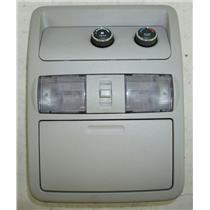 05-2012 Nissan Pathfinder Xterra Overhead Console w/ Rear Climate Controls