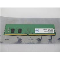 GENUINE DELL SNP888JGC/8G 8GB 1RX8 2400MHZ PC4-2400T 288-PIN RDIMM