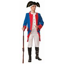 Washington Colonial Revolution General Deluxe Adult Costume