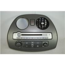 2006-2009 Mitsubishi Eclipse Radio Climate Dash Trim Bezel w/ Radio Controls