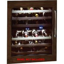 """Thermador 24"""" CP Dual Temperature SoftClose Undercounter Wine Reserve T24UW800LP"""