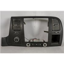 2007-2013 Silverado Sierra Dash Center Bezel 4WD Pedal Park Assist Switch