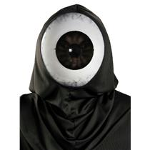 Giant Eyeball Plastic Mask