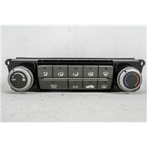 06-11 Honda Civic Coupe Manual Climate Control Unit w/ AC & Rear Defrost