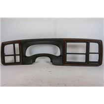 2003-2006 Cadillac Escalade Dash Trim Bezel for Double DIN - AS IS SEE PHOTOS