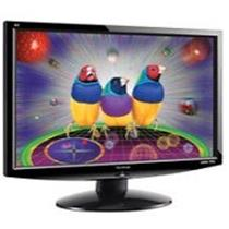 """ViewSonic VX 2433WM 23.6"""" Widescreen LCD Monitor with built-in speakers"""