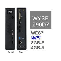 DELL Zx0 Wyse Z90D7 Thin Client G-T56N 8GB Flash 4GB Ram WiFi WES7 909603-21L !!