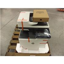 HP J8A10A#BGJ Color LaserJet Enterprise M681dh All-In-One Laser Printer