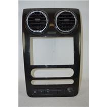 2005-2007 Ford Freestyle Radio Auto Climate Dash Bezel Reverse Sensing System