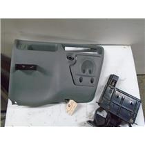 1999 00 01 02 03 04 FORD F250 F350 LARIAT CUP HOLDER/ BEZEL (OEM)